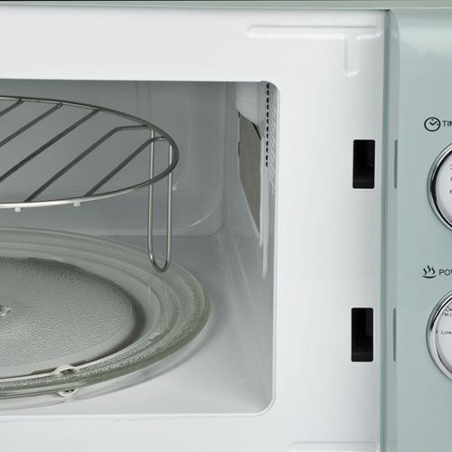 Forno a microonde con cottura combinata Girmi